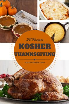 50 Thanksgiving Recipes | Joy of Kosher with Jamie Geller