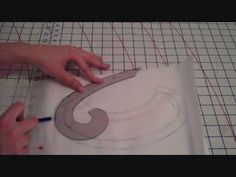 ▶ Drafting a Peter Pan Collar, Part Three! - YouTube