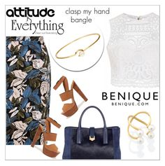 """""""Benique"""" by water-polo ❤ liked on Polyvore featuring Ally Fashion, Steve Madden, polyvoreeditorial and benique"""