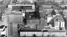 East German Stasi HQ