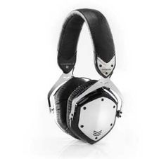 V-MODA Crossfade LP Over-Ear Noise-Isolating Metal #Headphone (Phantom Chrome)    50mm dual-diaphragm drivers provide deep vibrant #bass, organic mid-range, and high-end clarity  Memory foam ear cushions reduce ambient noise and enable a low bass response  Steel frame, flexible memory headband, and detachable Kevlar-reinforced cables for serious durability  Includes hard exoskeleton carry case, 69-inch Kevlar-reinforced #audio cable, remote/mic cable for compatible devices    Price: $110.99
