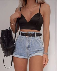 Teen Fashion Outfits, Mode Outfits, Girly Outfits, Look Fashion, Pretty Outfits, Hippie Outfits, Night Outfits, Fall Fashion, Cute Summer Outfits
