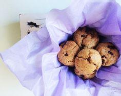 Cookies two chocolates