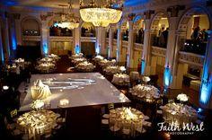 Ballroom at the Ben - Finley Catering, Wedding Ceremony & Reception Venue, Pennsylvania - Philadelphia, Lehigh Valley, and surrounding areas