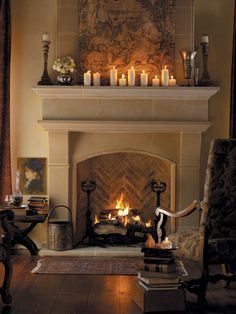 Stone Fireplace Mantel Design Pictures Remodel Decor And Ideas