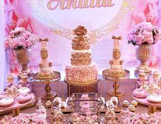 Princess Analia 1st birthday party