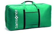 Samsonite Tote-a-ton Inch Duffle Luggage, Turquiose, One Size Nylon duffel bag featuring two-tone handles and screenprint logo at front Zippered interior pocket for small items Collapsible for easy storage Luggage Brands, Luggage Store, Luggage Sets, Travel Luggage, Travel Bag, Compact, Duffle, Duffel Bags