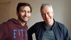 AUDIO CLIP: David Tennant Talks Broadchurch 3 On Front Row         David Tennant appeared on BBC Radio 4 arts show Front Row this evening to talk about the new series of Broadchurch. Joining host John Wi...