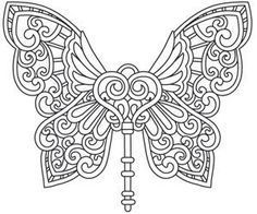 Embroidery Designs By Hand Urban Threads Products 58 Ideas Adult Coloring Pages, Colouring Pages, Coloring Sheets, Coloring Books, Urban Threads, Printable Coloring, Colorful Pictures, Embroidery Patterns, Paper Embroidery