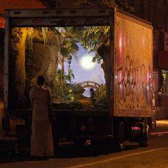 Un mese di Banksy a New York