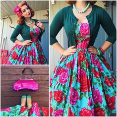 Retro Fashion Miss Victory Violet Pin Up Vintage, Vintage Mode, Moda Vintage, Vintage Looks, Rockabilly Mode, Rockabilly Fashion, 1950s Fashion, Vintage Fashion, 1950s Style