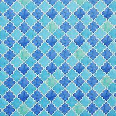 Pindler Fabric Pattern #P3019-Alimosa, color Ocean www.pindler.com