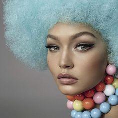 Gigi Hadid (@gigihadid) photographed by Steven Meisel (@stevenmeisel) for Vogue Italia November 2015 (@vogueitalia). Fashion Editor/Stylist: Carlyne Ceerf De Dudzeele (@carlynecerfdedudzeele): Hair Stylist: Guido Palau (@guidopalau): Makeup Artist: Pat McGrath (@patmcgrathreal): Nails: Jin Soon Choi (@jinsoonchoi). Agencies: @imgmodelslondon @imgmodels @imgmodels.paris @imgmodelsaustralia #Repost @modelsmundo#Repost @flawlessmagazine   by flawlessmagazine