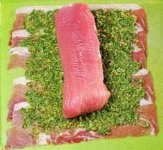 Pin by Trude Salman on Lekker eten Pork Chop Recipes, Fish Recipes, Meat Recipes, Cooking Recipes, Good Healthy Recipes, Healthy Snacks, Friend Recipe, Good Food, Yummy Food