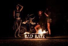 Rad Ratz faction on OldTown Festival