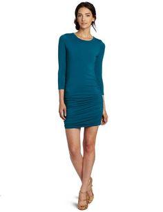 Amazing Deep Emerald Women's Dress