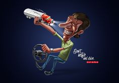 Ooredoo Oman - Don't Selfie And Drive on Behance