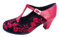 Professional Flamenco Shoes, Maria Shoes