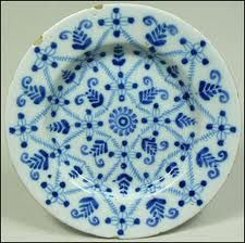Blue & white - like the star within the other patterns
