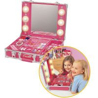 Beauty Star Lighted Makeup Station