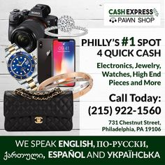 17f7c2be5 We are proud to announce that we are Philly's #1 place to get quick cash