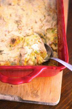 As Minhas Receitas: Bacalhau Cremoso com Legumes