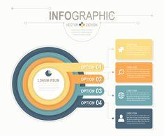 Ppt Design, Vector Design, Layout Design, Graphic Design, Circle Infographic, Chart Infographic, Charts And Graphs, Change Management, Business Planning