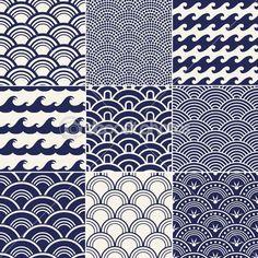 wave patterns