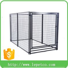Set for outdoor, this spacious and heavy duty welded wire dog kennel provides enough room for your pet to exercise and safety with its rust deterring all-steel galvanized fittings and frame. Let`s promote a healthier and happier home to your best friends,The do-it yourself welded wire dog kennel is what your pet needs! Any interest and more details,please check: www.lepetco.com Best Regards Lepet Family Mail:sales01@lepetco.com Tel: 86-022-28424860