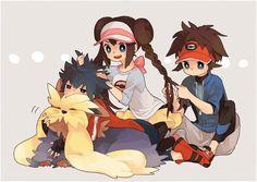 Resultado de imagen para pokemon trainer nanci