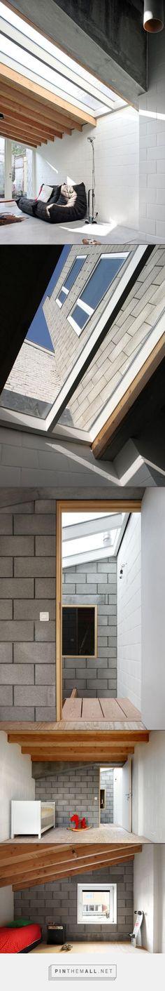 DierendonckBlancke Architecten : 12 Kameren House – Flodeau…