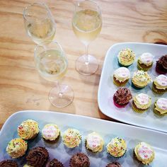 The party has begun! Come and join us for a champagne and cupcake xx Shop Local, Cupcake, Champagne, Happy Birthday, Join, Instagram Posts, Party, Happy Brithday, Store