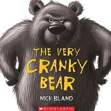 The Very Cranky Bear: Book suggestion and readers theater script to go along!