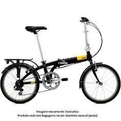 Bicicleta Tern Link C7 Dobrável 20 2013 ...
