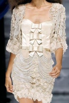 Zuhair Murad. Would be so fun for a formal or even as a wesding dress.