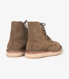 nepenthes online store | MCKINLAYS Comfort Sole Shoe - Ghillie Boot
