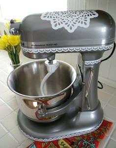 Quilting Themed Kitchenaid Mixer For The Home Kitchen