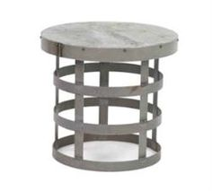 Buy Jason Recycled Metal Table online with free shipping from thegardengates.com