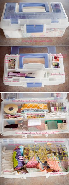 sewing kit for quilting