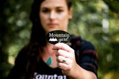 Offer extended!! Why? Because Tuesdays after long weekends are worse than regular Mondays & we all need a lil' treat! Sooooo today is the FINAL day to receive one of our popular Mountain Girl Stickers for FREE! Place your online order today before 11:59pm MST & receive a FREE Local Girl Brand Mountain Girl sticker PLUS one lucky order will be gifted a surprise $50 LBD shop credit inside their shipment! #saywhat Treat yourself this long weekend & shop LBD's newest pretties {you guessed it…