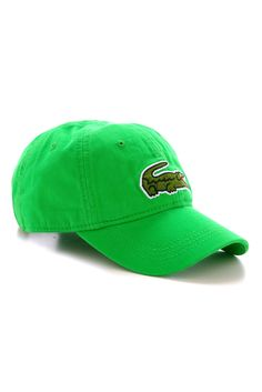 3ddd45b69d04b i own way too many lacoste caps but this color has me Lacoste Clothing