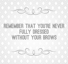 Comment below if you agree with this? 🤩🙌🌟 Dress people every day by learning how to create Microblading Brows Eyebrow Quotes, Lash Quotes, Makeup Quotes, Beauty Quotes, Makeup Humor, Glam Look, Eyebrow Game, Eyebrow Embroidery, Salon Quotes