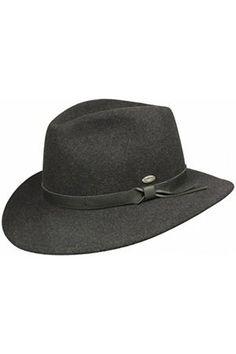 ce6fa2c261eac Hombre Sombreros - Mayser Sombrero de vestir - para hombre Sombreros De  Vestir Para Hombres