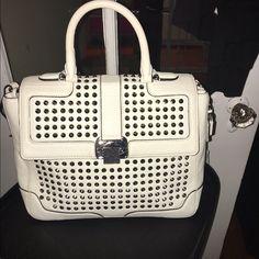 Large Elle studded bag Rebecca minkoff large Elle bag!! In great condition! Rebecca Minkoff Bags Satchels