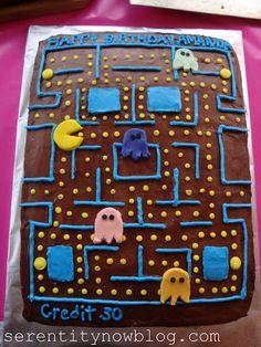 80 do bolo, partido do traje, e outras ideias do partido.  /  80's Cake, costume party, and other party ideas.