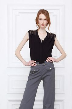 Leifsdottir blouse