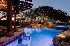 10 Swim-Up Bars That, If You Had, You'd Never Want To Leave (PHOTOS)