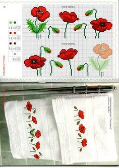 1 million+ Stunning Free Images to Use Anywhere Cross Stitch Bookmarks, Cross Stitch Love, Beaded Cross Stitch, Cross Stitch Flowers, Cross Stitch Designs, Cross Stitch Embroidery, Embroidery Patterns, Cross Stitch Patterns, Christmas Embroidery