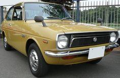 1969-1977 Daihatsu Consorte 2 Door Sedan
