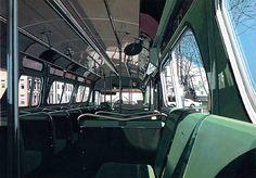 """""""Bus Interior"""" (1981) Richard Estes"""